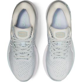 asics Gel-Kayano 27 Shoes Women, glacier grey/white